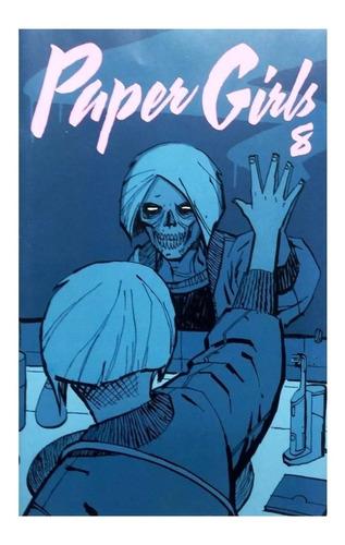 paper girls #8 - ed. planeta - similar a stranger things