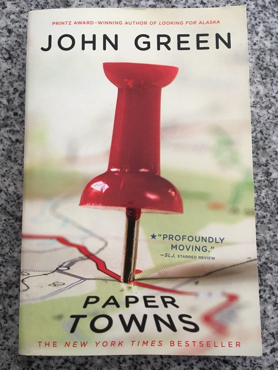 Green Paper towns john