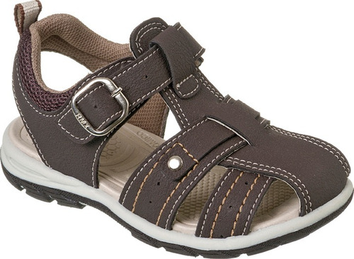 papete sandália infantil masculino menino 3857-004