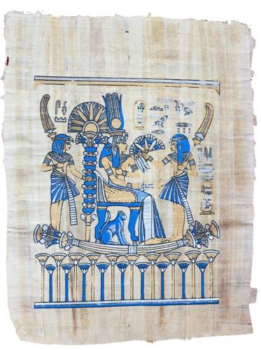 papiro egípcio autêntico pronta entrega frete gratis