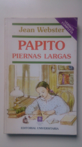 papito piernas largas - jean webster