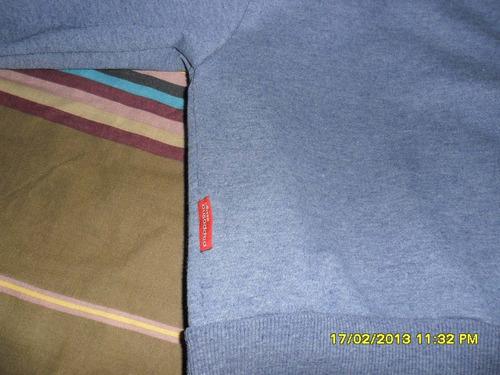 pappolino camperita c/capucha talle 2