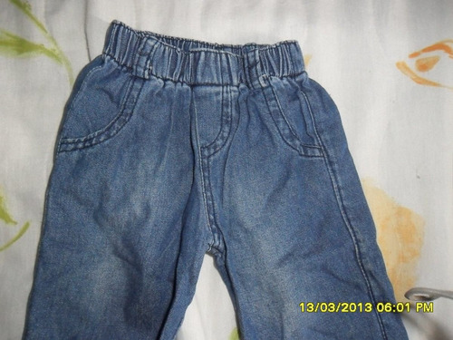 pappolino natal talle 1 jeans