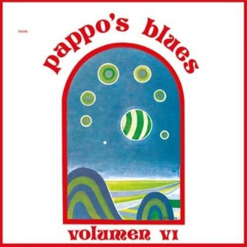 pappo's blues vol. 6 cd nuevo