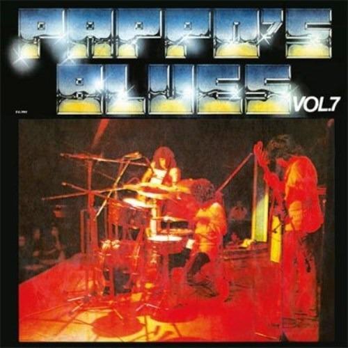 pappo's blues vol. 7 cd nuevo