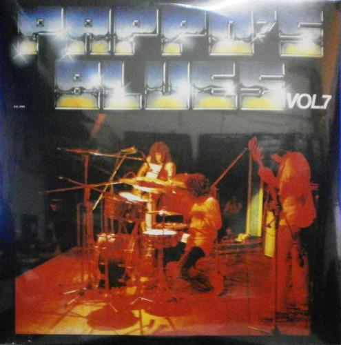 pappo's blues vol. 7 lp vinilo nuevo