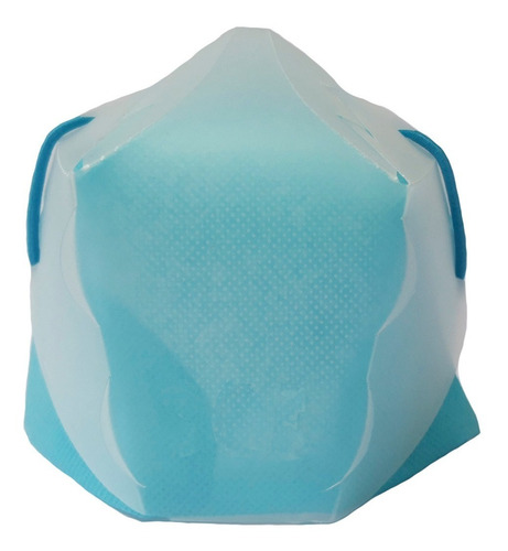 paq 10 cubrebocas lavable reutilizable + 40 filtros repuesto