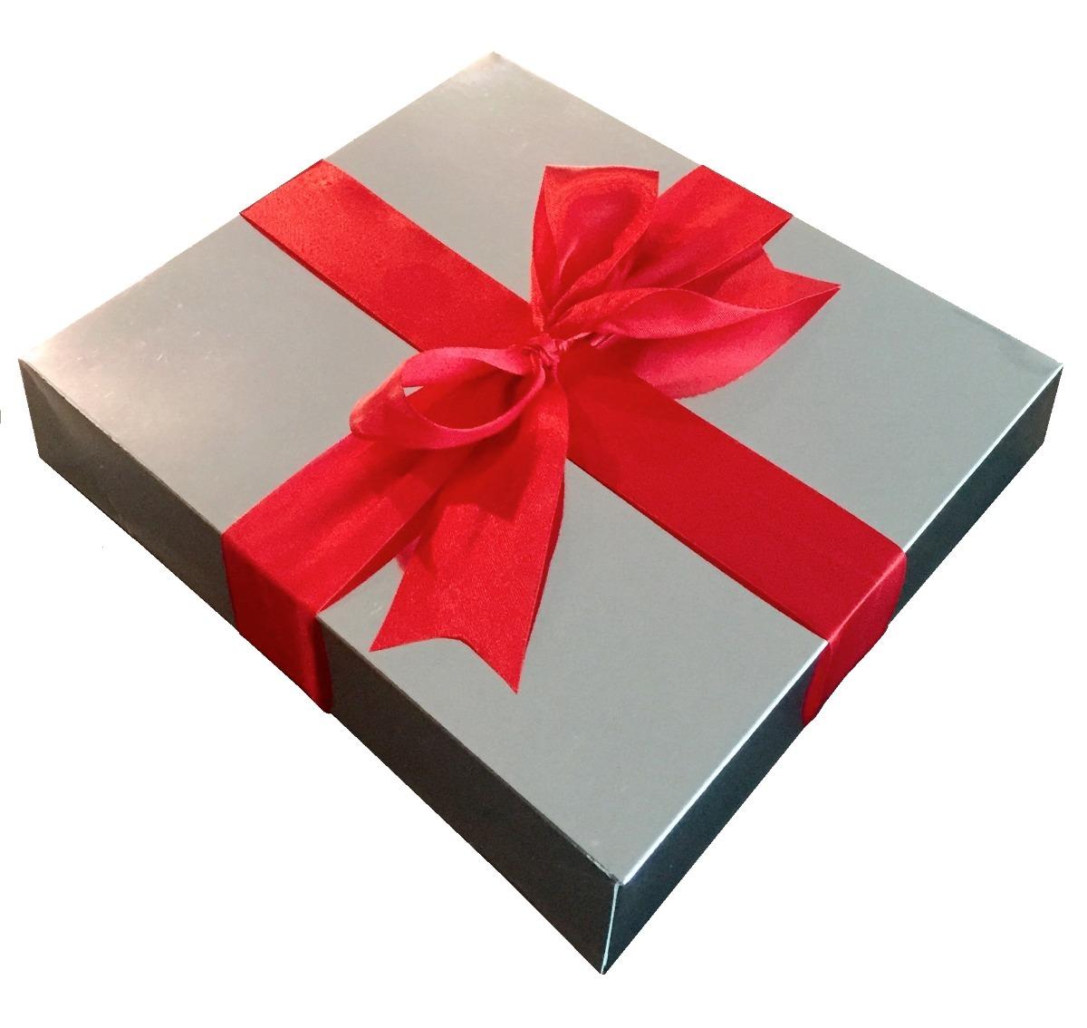 Paq 22 cajas regalo med metalizadas 26 c u envio gratis for In regalo gratis