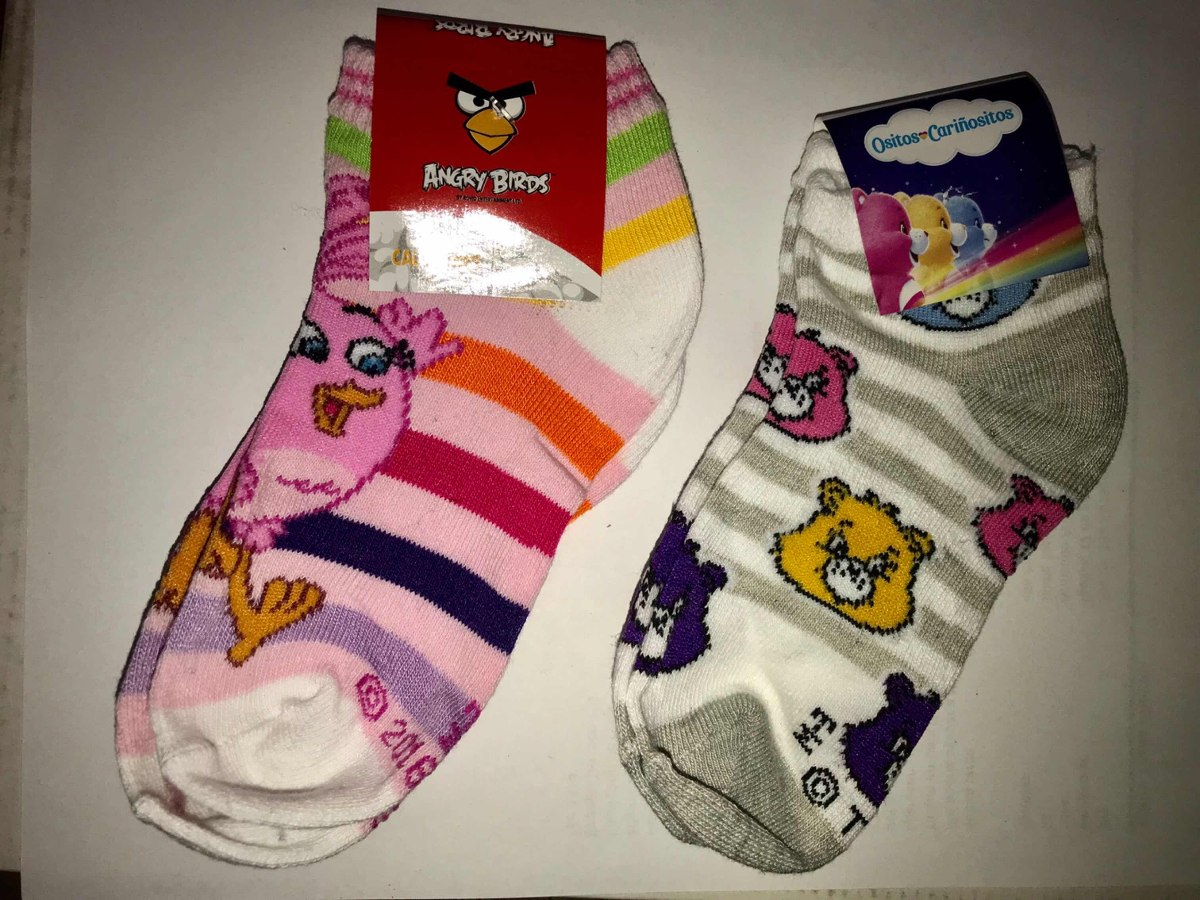 Disney Calcetines para ni/ña