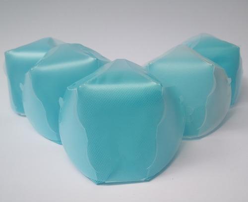 paq. repuesto 10 filtros cubrebocas reutilizable y lavable