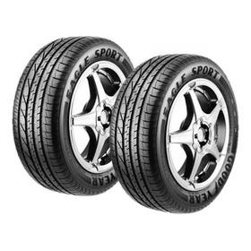Paque De 2 Llantas 195/65r15 Eagle Sport Dunlop