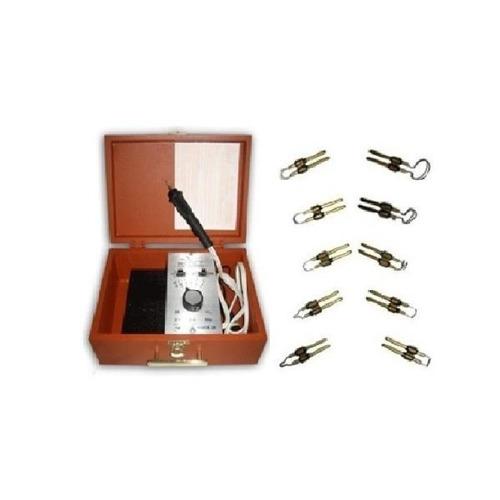paquet pirografo termograbado mef 2110/10 puntas/enviogratis