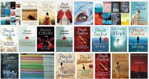 paquete 10 libros paulo coelho pdf digital oferta