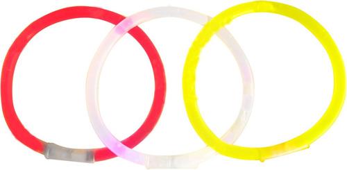 paquete 10 varitas o pulseras de cyalume neon ! vecctronica