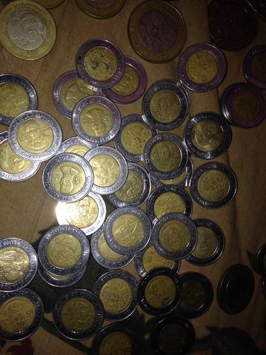 paquete 100 monedas bicentenario centenario envio gratis 900