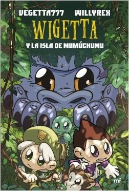 Paquete 11 Libros Wigetta Willyrex Vegeta777 Nuevos