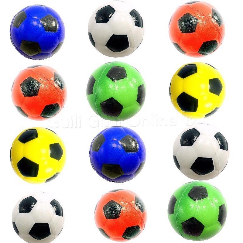 3c8623bb743ae paquete 12 pelotas futbol mesh ball juego antiestres piñata. Cargando zoom.