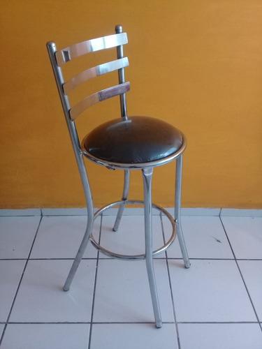 paquete 2 bancos!!, sillas para restaurante, bar cocina pba2