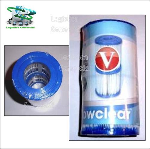 paquete 2 cartucho (s) tipo v para bomba filtrante bestway