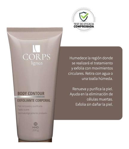 paquete 2 exfoliante corporal hinode purificante de piel