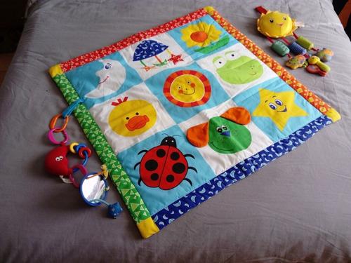 paquete 2 juguetes didácticos para bebés de 0 a 18 meses