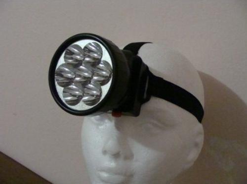 paquete 2 lamparas minera de leds grandes ultraluminoso