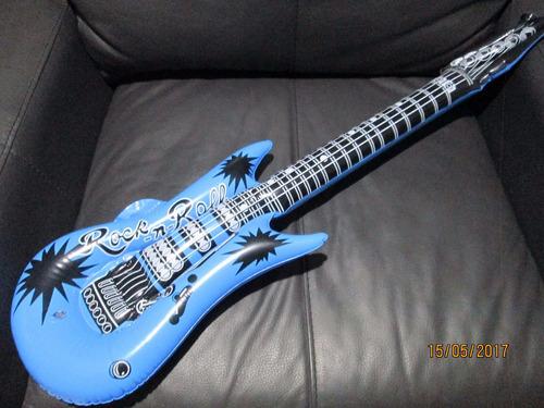 paquete 25 instrumento musical gigante guitarra microfono