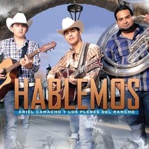 paquete 3 cds originales ariel camacho y plebes del rancho