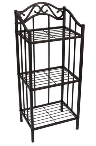 paquete 3 estantes para baño decoración bronze xtreme p