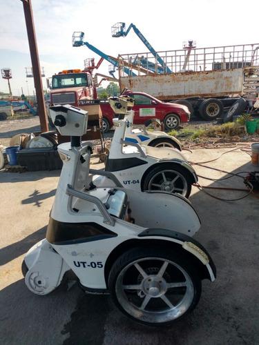 paquete 3 motos electricas 3 ruedas t3 motion 2010