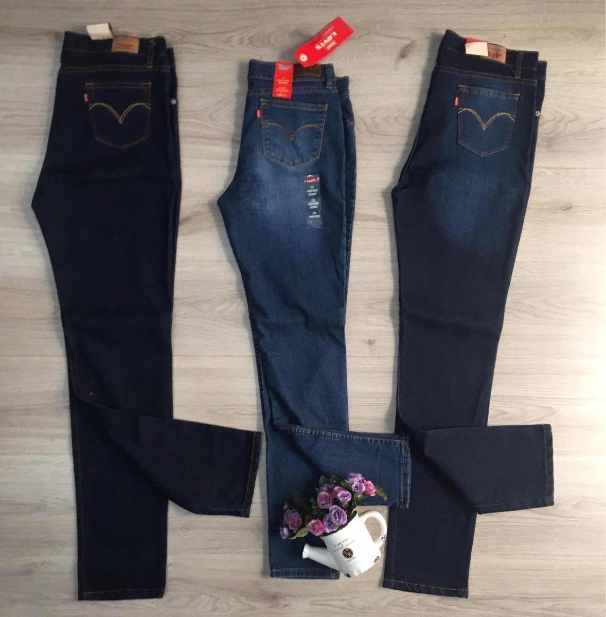 mejores zapatillas de deporte 30031 98859 Paquete 3 Pantalones Levis Para Dama