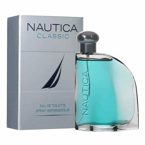 paquete 3 perfumes nautica voyage + blue+ classic originales