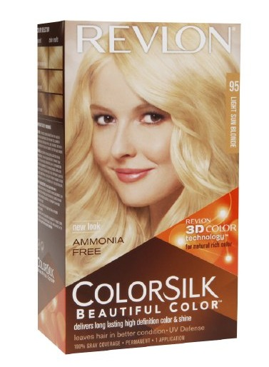 Paquete 3 Tintes Cabello Revlon Colorsilk 95 Nutrisse 50 ...