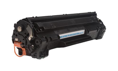 paquete 3 toner compatible   85a 35a 36a p1102w p1109w