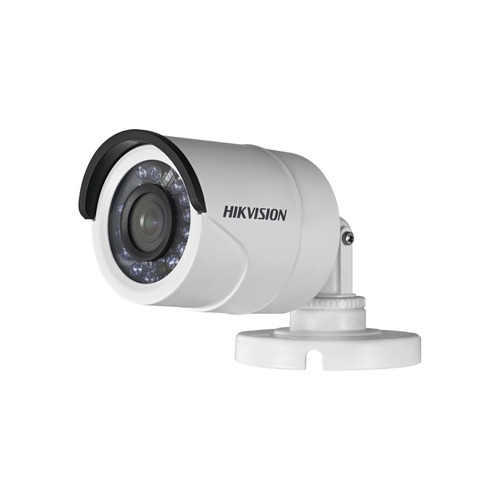 paquete 4 cámara bala hikvision hd-tvi 720p ds-2ce15c0t-irp