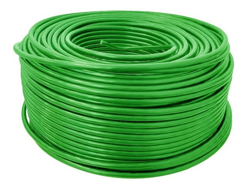 paquete: 4 rollos cable calibre 8 thw alucobre 100m cada uno