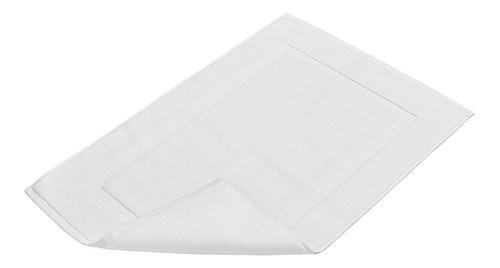paquete 4 toalla tapete algodon 70cm x 50cm 300grs hotelero