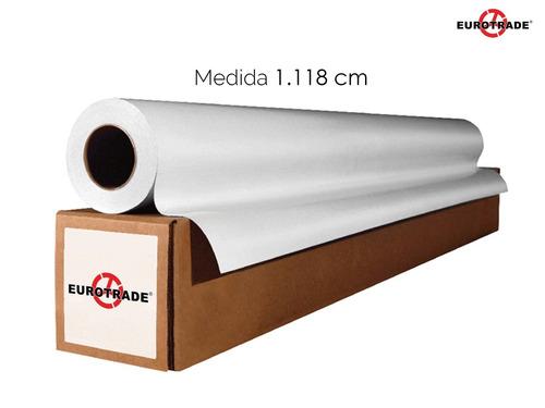 paquete 5 rollos para sublimación 1.118cm