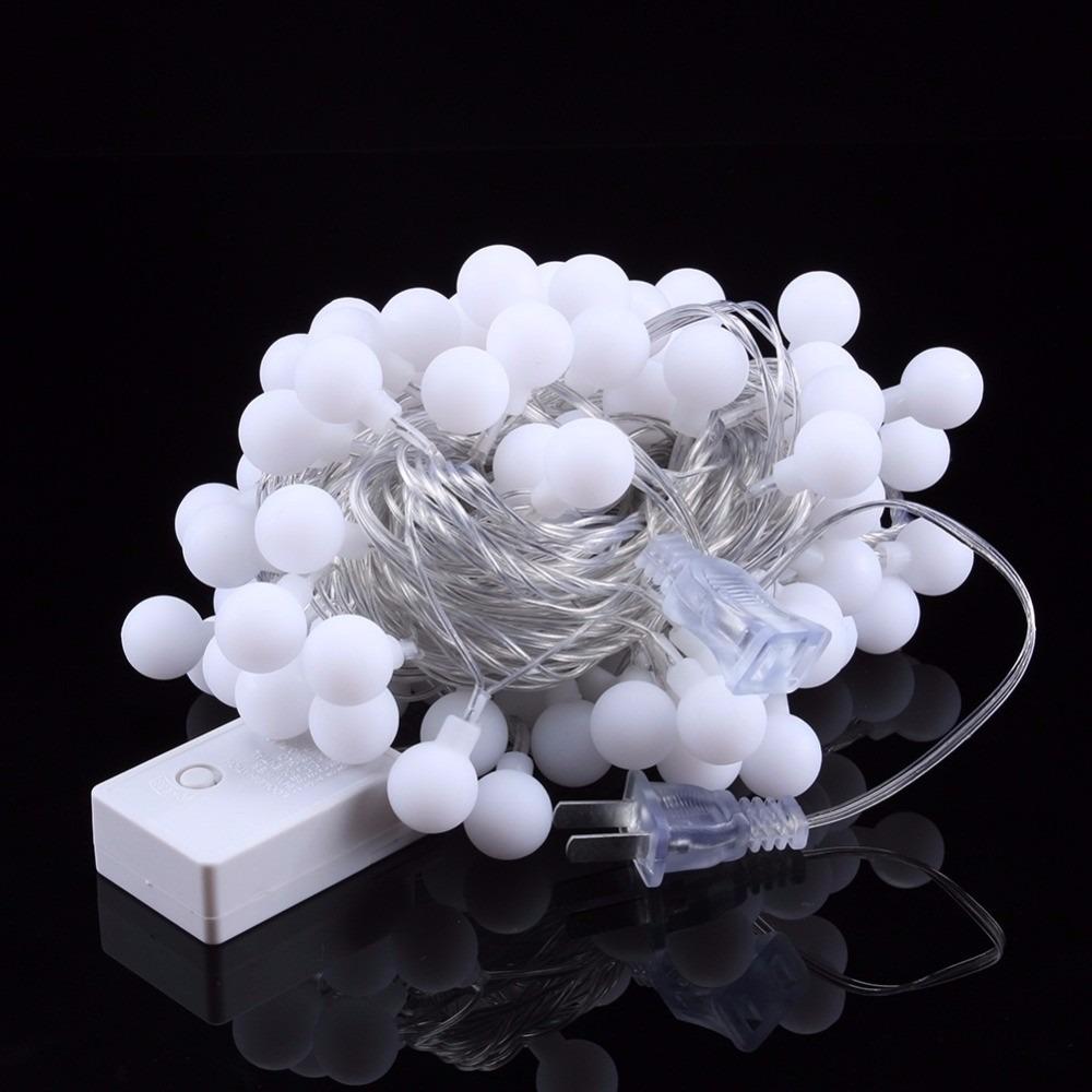 Paquete 5 series esferas luces led tiras bodas eventos - Tiras luces led ...