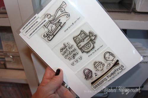 paquete 50 bolsas organizadoras sellos suajes avery elle s