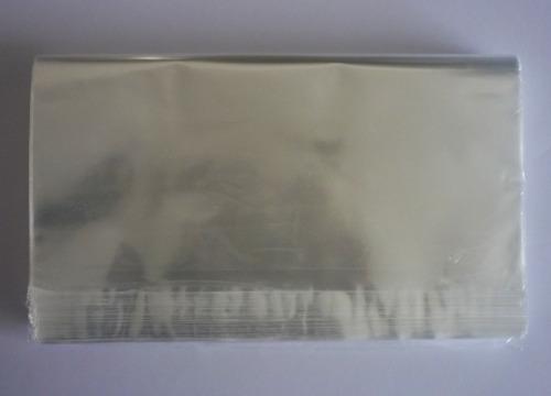 paquete 50 bolsas polipropileno para carátulas lps vinilos