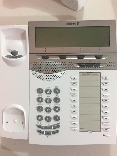 paquete 9 piezas - teléfonos ip dialog 4425