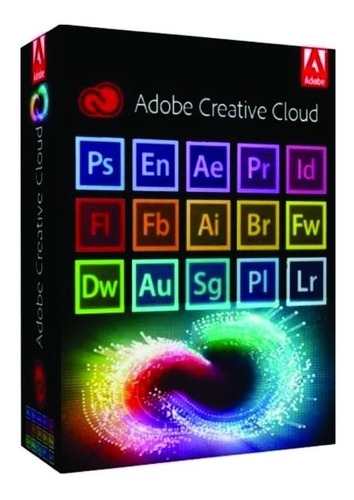 paquete adobe. instalacion  photoshop, illustrator y +