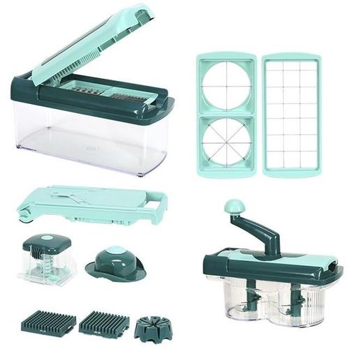paquete amazing slicer plus + 31 accesorios-precio buen fin-