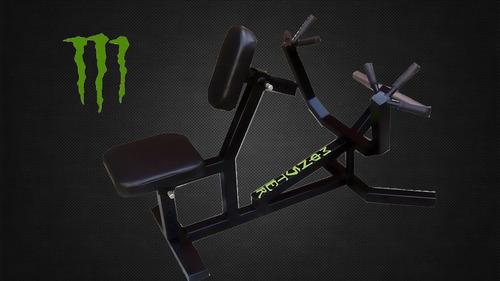 paquete aparatos gym gimnasio monster olympic