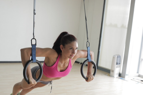 paquete aros olímpicos the human trainer - 2 años garantía