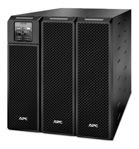 paquete baterías para smart-ups srt de apc 192 v 8kva 10kva