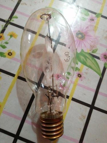 paquete c/2 piezas de lámpara (foco) de halogenuros metálico