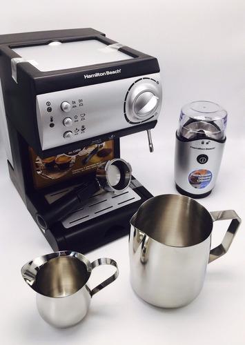 paquete cafetería, cafetera molino tazas café