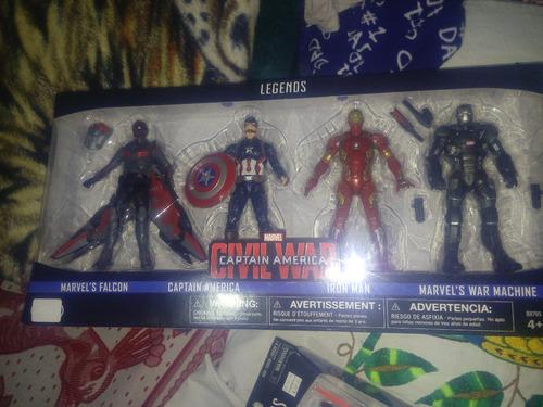 paquete civil war